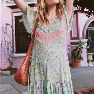 Spell & The Gypsy Collective Dresses - Spell City Lights Mini Dress
